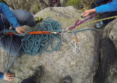 Wspinaczka w Sokolikach, na szczycie Rysy Tota- kurs wspinaczki